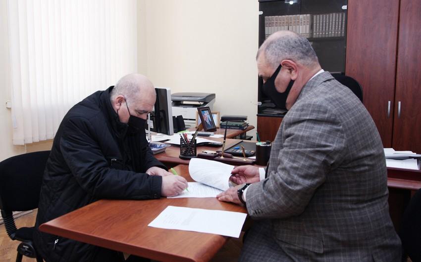 Azərbaycan Xalq Partiyasına ofis verilib