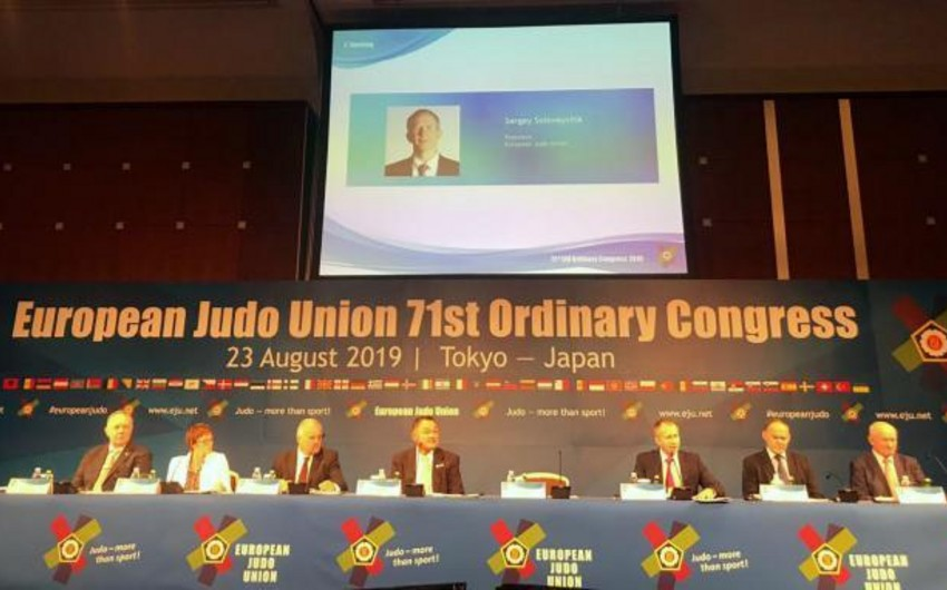 Activity of Azerbaijan Judo Federation commended in Japan