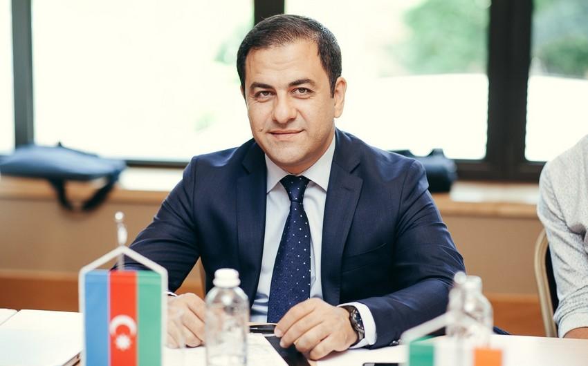 Azərbaycanlı funksioner Dünya Minifutbol Federasiyasının İcraiyyə Komitəsinə üzv seçilib