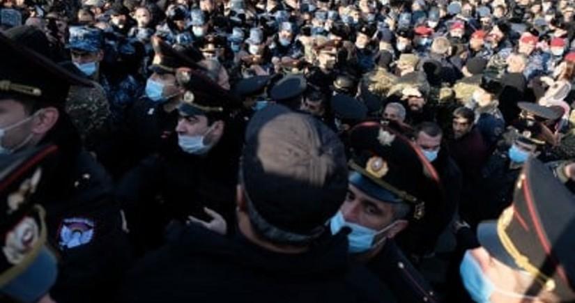 KİV: Paşinyan bu gün Sünikə 1 400 polislə gedəcək