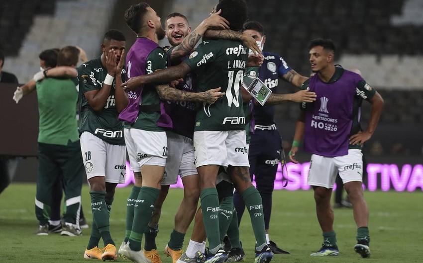 Palmeyras Libertadores Kubokunun qalibi oldu