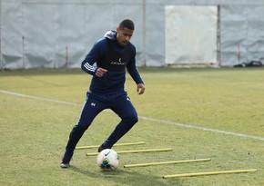 Легионер Карабаха приступил к тренировкам в составе команды