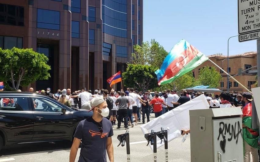 Президент Азербайджана распорядился оказать помощь нашим соотечественникам, пострадавшим от рук армян в США