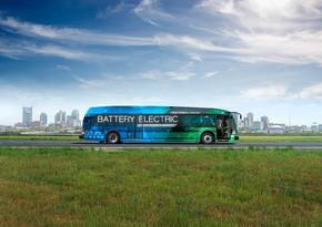 В Баку сдадут в эксплуатацию электрические автобусы