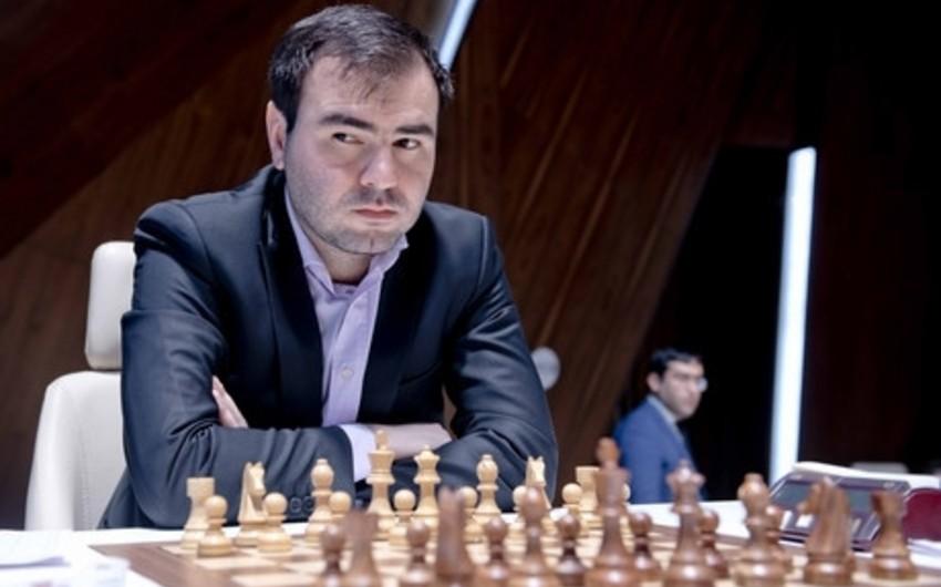 Məmmədyarov Grand Chess Tourun son turunda liderlə qarşılaşacaq