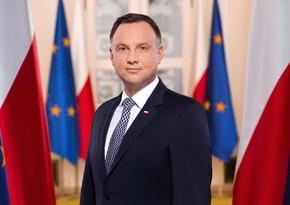 Polşa prezidenti Gürcüstana səfər edəcək