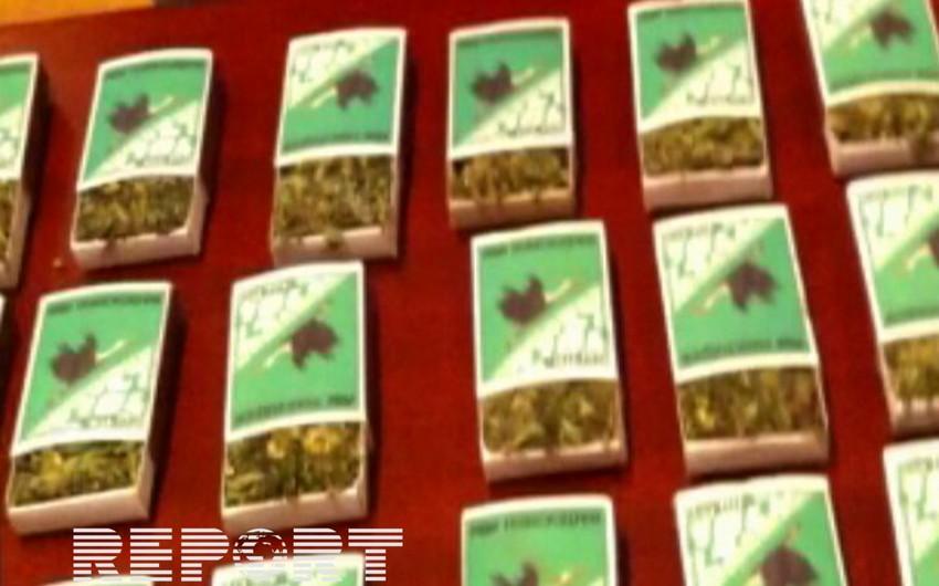 Azərbaycanın cənub bölgəsində külli miqdarda narkotik vasitə dövriyyədən çıxarılıb - FOTO