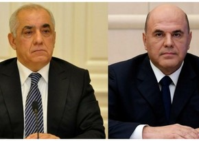 Али Асадов выразил соболезнования Михаилу Мишустину