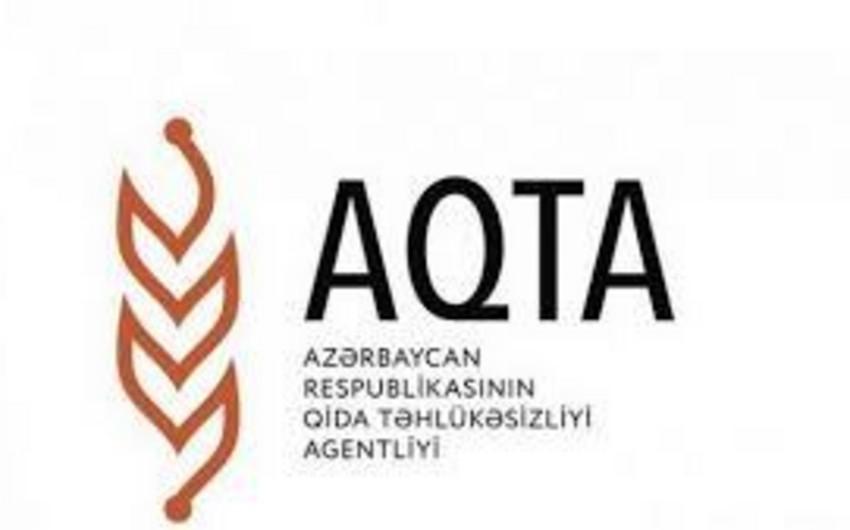 AQTA Gəncədə alkoqolsuz içkilərin istehsalı sexinin fəaliyyətini dayandırıb