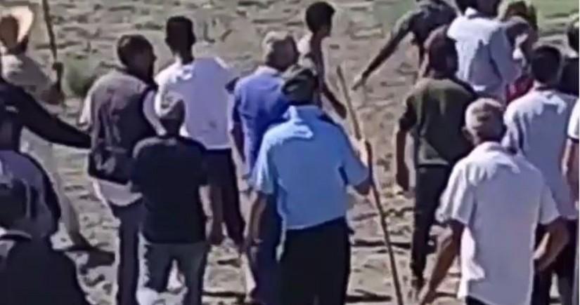 В Агдаше произошел инцидент, есть пострадавшие