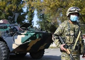 Bişkekdə komendant saatı tətbiq edildi