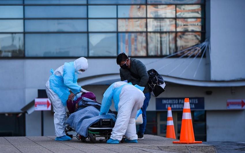 В Чили система здравоохранения близка к коллапсу из-за COVID-19