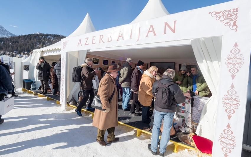 İsveçrənin Sankt Moritz şəhərində Qar Polosu üzrə Dünya Kubokunun açılışı olub