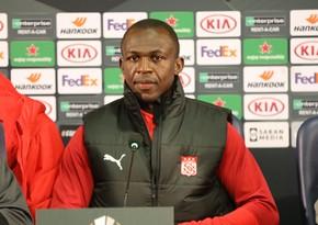 Sivassporun hücumçusu: Qarabağa 2 qol vurduğum üçün şadam