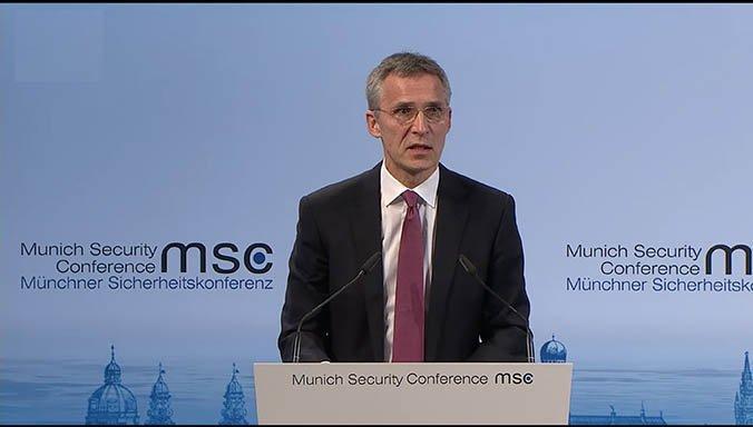 NATO baş katibi: Bizim aydın prinsiplərimiz var, sərhədlər pozulmamalıdır