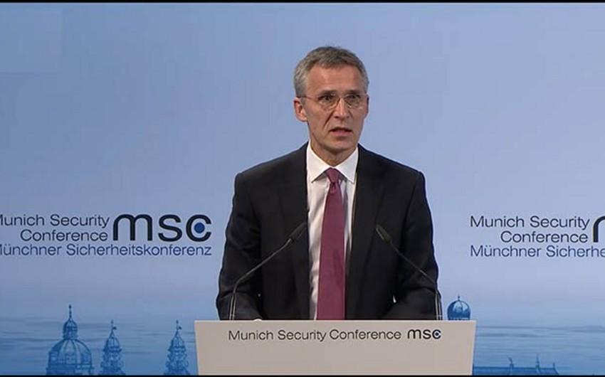 Генсек НАТО: У нас есть четкие принципы, границы не должны нарушаться