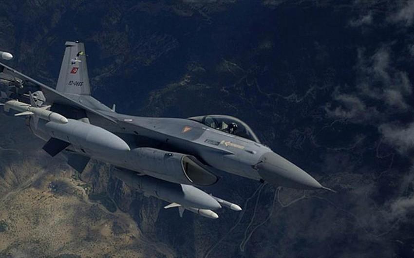 İraqın şimalında 8 PKK terrorçusu məhv edilib