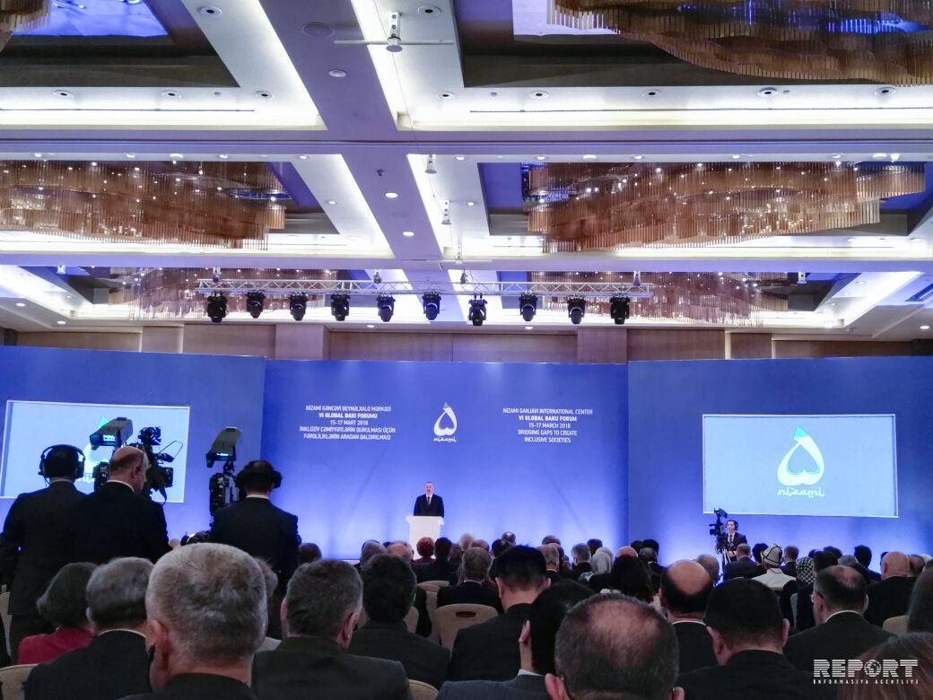 Ильхам Алиев: Использование БТК увеличивается