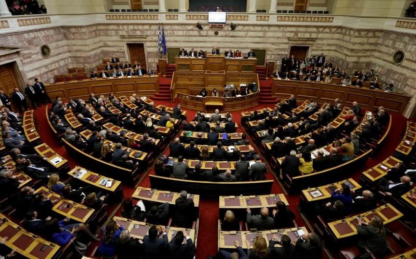 Yunanıstan parlamenti Fələstinin dövlət müstəqilliyini tanıyıb
