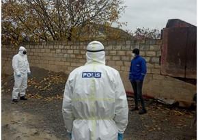 Daha 10 COVID-19 xəstəsinə cinayət işi başlanıldı