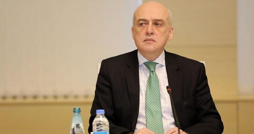 Залкалиани: Готовы сотрудничать с Азербайджаном и Арменией в трехстороннем формате