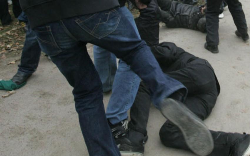 Moskvada baş verən dava nəticəsində üç Azərbaycan vətəndaşı xəstəxanaya yerləşdirilib