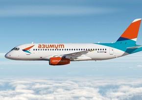 Daha bir aviaşirkət Rusiyanın üç şəhərindən Bakıya uçuşlara başlayır