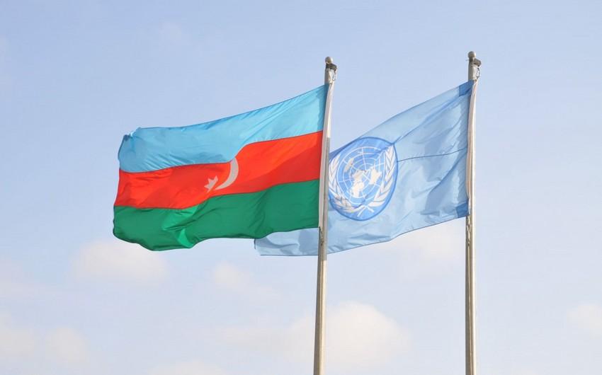 ООН приняла резолюцию по COVID-19 по инициативе Азербайджана
