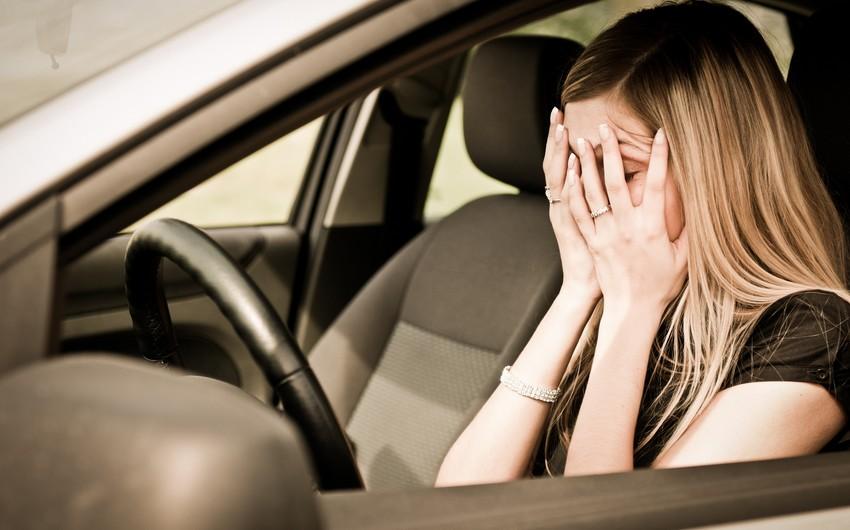 В Азербайджане за год к ответсвенности были привлечены 47 женщин за вождение автомобилем в нетрезвом состоянии