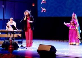 Azərbaycanlı musiqiçilərin ABŞ-dakı konserti maraqla qarşılanıb