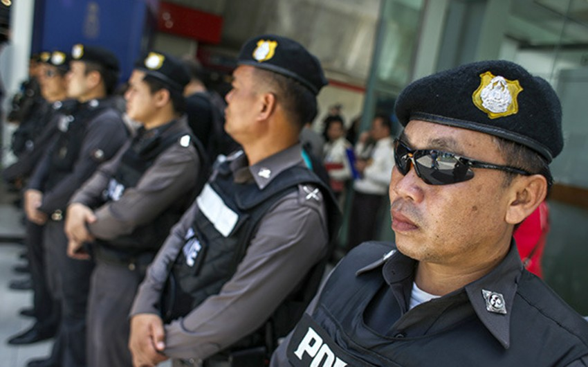Tayland polisi Bangkokun mərkəzində baş verən partlayışla bağlı istintaq işini başa çatdırıb