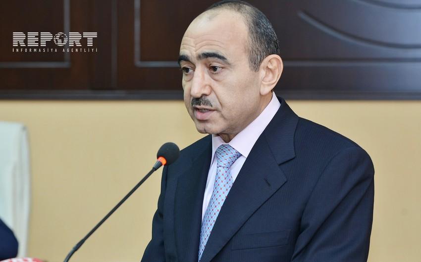 Əli Həsənov: Azərbaycanda ictimai-siyasi sabitlik, bu gün olduğu kimi, gələcəkdə də qalacaqdır