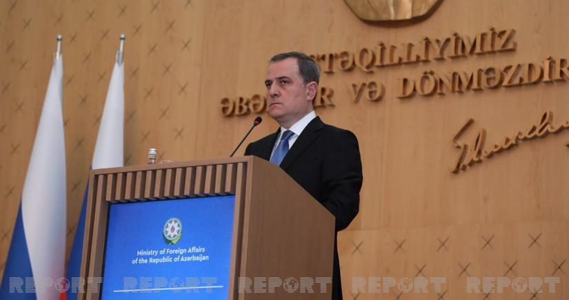 Azərbaycan XİN başçısı: Ermənistan sülh prosesini pozur