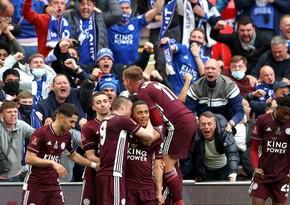 Лестер впервые в истории завоевал Кубок Англии по футболу