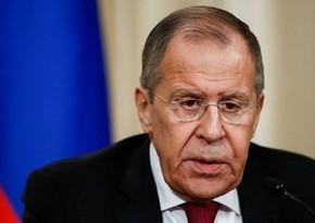 Сергей Лавров ответил на вопросы журналистов в Баку