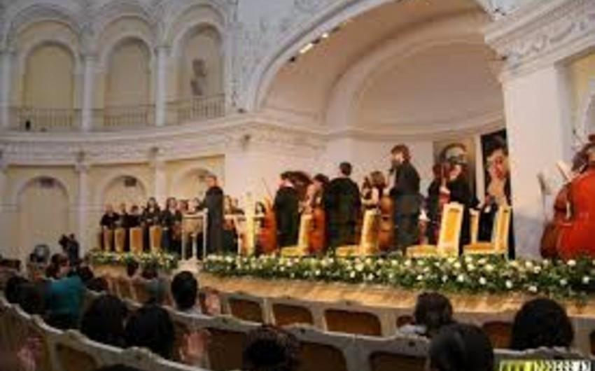 """Filarmoniyada """"XX əsrin dahi bəstəkarları"""" adlı konsert olacaq"""