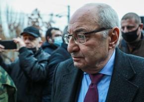 Ermənistanın baş naziri postuna vahid namizəd istintaqa çağırılıb
