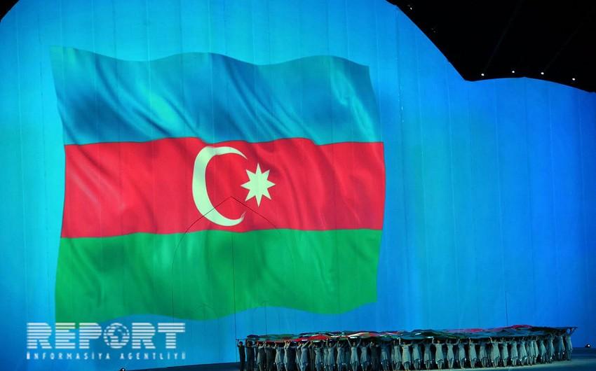 IV İslam Həmrəyliyi Oyunlarının açılış mərasimindən - FOTOREPORTAJ