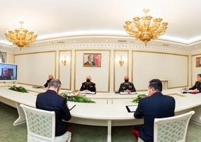 Vilayət Eyvazov DİN əməkdaşlarına bir sıra tapşırıq verib
