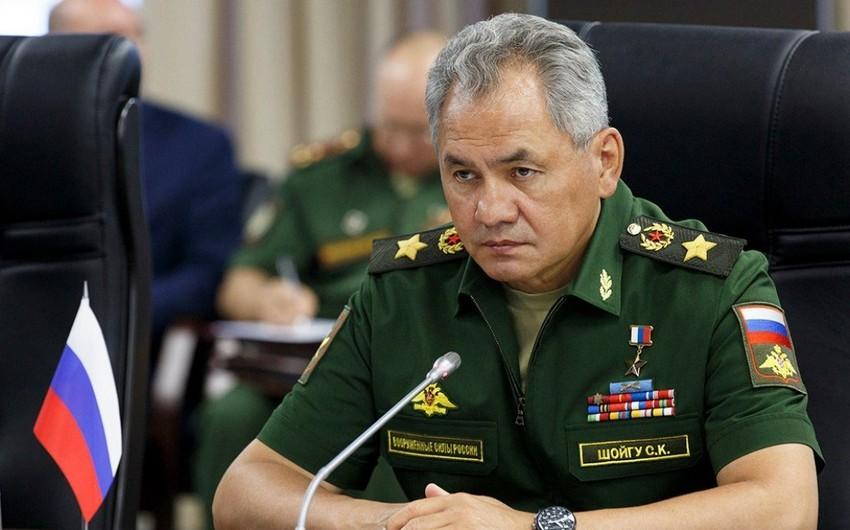 Rusiyanın Müdafiə naziri Bakıya gələcək