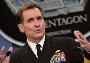 Пентагон: Военные контакты с Россией ограничены по политическим мотивам