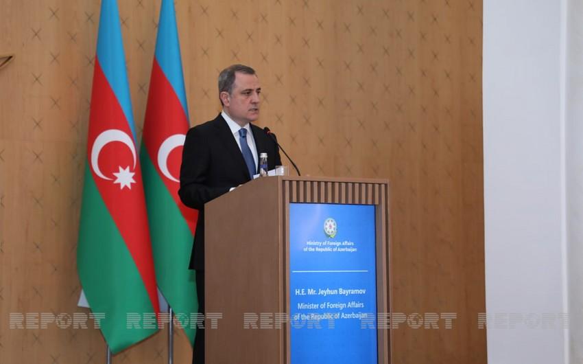 Azerbaijan ready to take steps for integration of Armenian population in Azerbaijan - FM