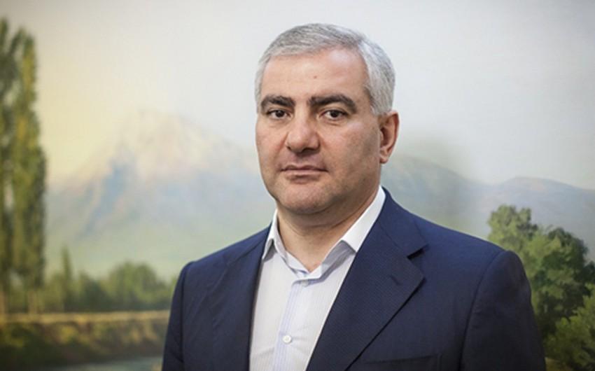 Rusiyadakı erməni iş adamı Ermənistan həkimlərinə yardım göndərib