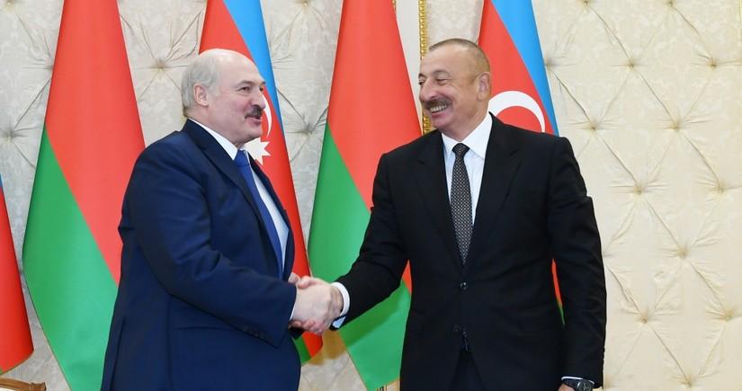 Belarusun dövlət başçısı: Bu vaksini Azərbaycanla bölüşməyə hazırıq