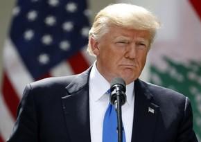 Tramp ABŞ-ın xarici peyvəndlərin tətbiqinə hazır olduğunu bildirib