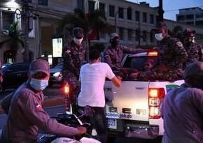 Власти Доминиканы продлили действие комендантского часа
