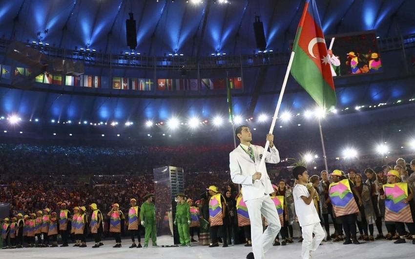 Azərbaycanı Rio Olimpiadasında təmsil edən 33 idmançı çıxışını başa vurub