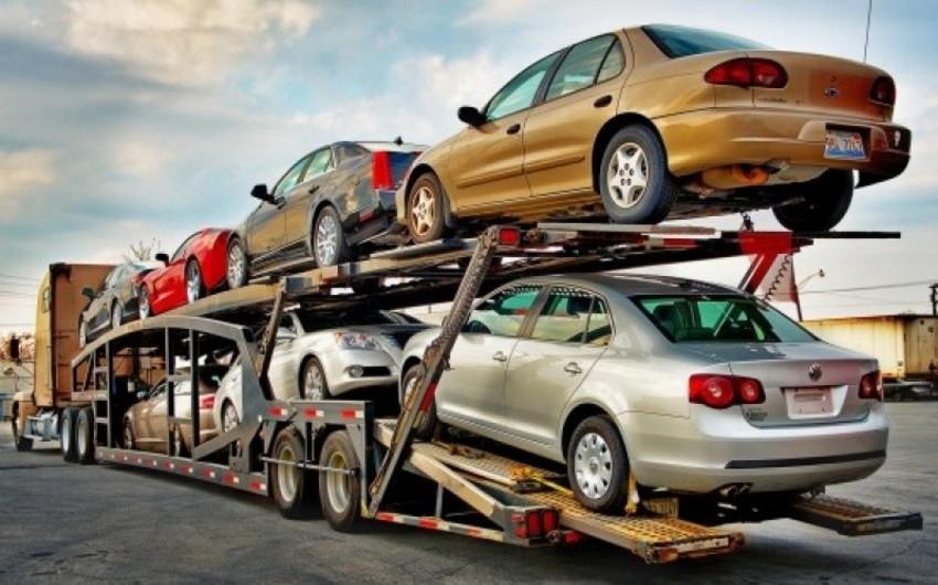 Azerbaijan doubled car imports
