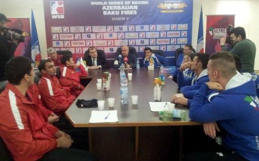 Baku Firesin baş meneceri: Boksçularımızdan olimpiadaya 10 lisenziya gözləyirəm
