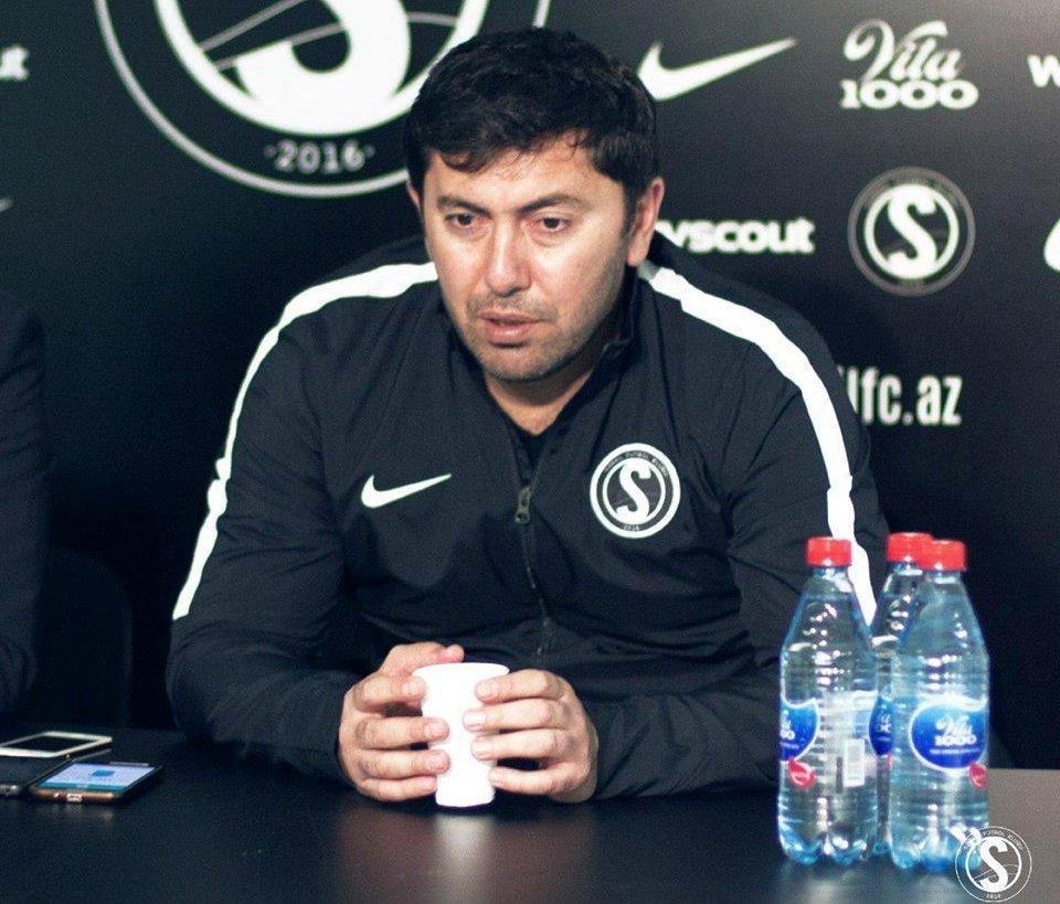 Клуб Сабаил предложил Самиру Алиеву новую должность
